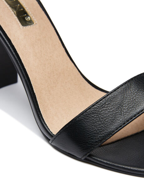 BLACK WOMENS FOOTWEAR BILLINI HEELS - H784BLK