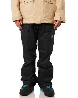 BLACK BOARDSPORTS SNOW DC SHOES MENS - EDYTP03035KVJ0