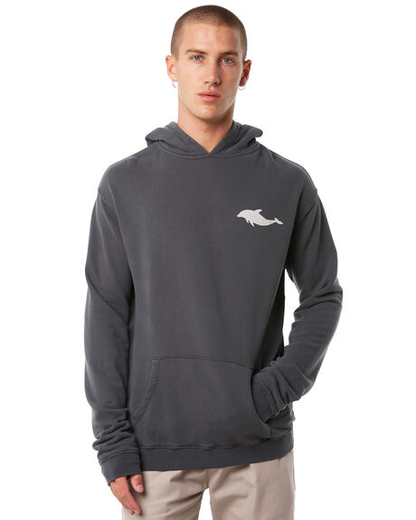 FADED NAVY MENS CLOTHING MOLLUSK JUMPERS - MS1404FNVY