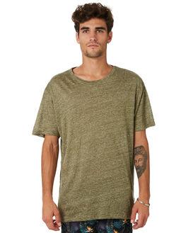 KHAKI MENS CLOTHING ACADEMY BRAND TEES - 20S429KHAKI