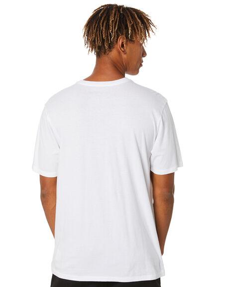 WHITE HEALING JADE MENS CLOTHING HURLEY TEES - DB3803100