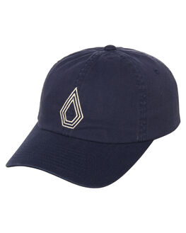 MIDNIGHT BLUE WOMENS ACCESSORIES VOLCOM HEADWEAR - E5541702MID
