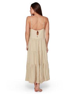 MUSTARD WOMENS CLOTHING BILLABONG DRESSES - BB-6507478-MUS