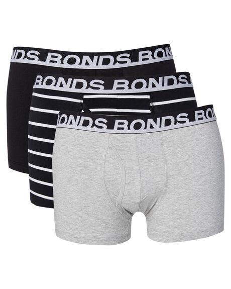 PACK 01 MENS CLOTHING BONDS SOCKS + UNDERWEAR - MXQN01K