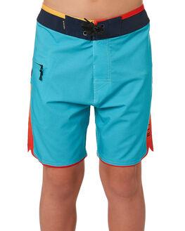 TEAL OUTLET KIDS RIP CURL CLOTHING - KBOVM24821
