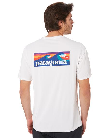 WHITE MENS CLOTHING PATAGONIA TEES - 45235BOLW