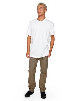 DARK KHAKI MENS CLOTHING BILLABONG PANTS - BB-9591305-DKK