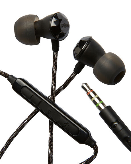 HEMATITE MENS ACCESSORIES MARLEY AUDIO - EM-FE033HEM