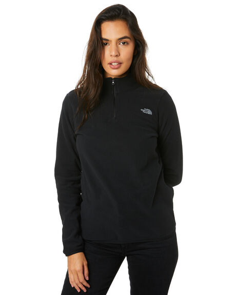 TNF BLACK WOMENS CLOTHING THE NORTH FACE JUMPERS - NF0A48KKKX7