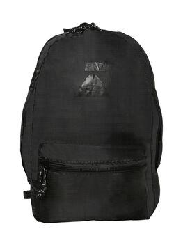 BLACK MENS ACCESSORIES POLER BAGS - 712022BLK