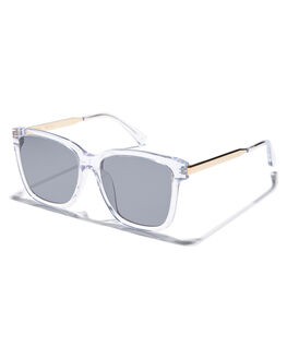 TRANSPARENT COLA MENS ACCESSORIES OSCAR AND FRANK SUNGLASSES - 021TCTCOL