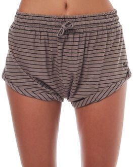 CLAY WOMENS CLOTHING THRILLS SHORTS - WTS7-301GCLAY
