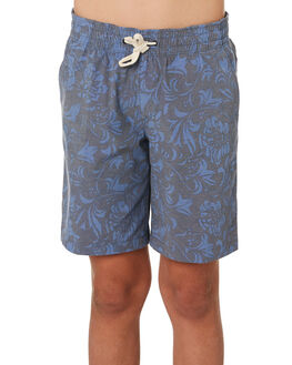 OBSIDIAN KIDS BOYS HURLEY SHORTS - CI7351451