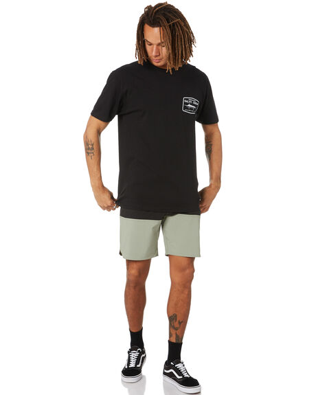 OLIVE MENS CLOTHING SALTY CREW BOARDSHORTS - 30335057OLV