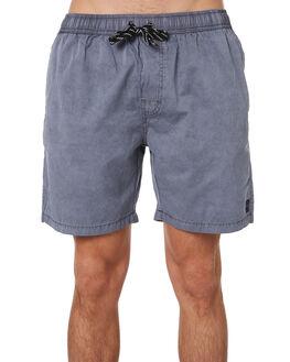 PGMENT DENIM MENS CLOTHING STAY BOARDSHORTS - SBO-19102PGDN