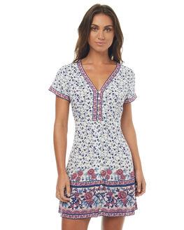 DAISY WOMENS CLOTHING ARNHEM DRESSES - ARNDAHMINDAIS