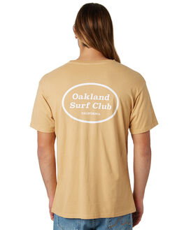 SAND MENS CLOTHING OAKLAND SURF CLUB TEES - SU18-T3-SSAND