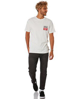BLANC MENS CLOTHING THE CRITICAL SLIDE SOCIETY TEES - TE18159BLANC