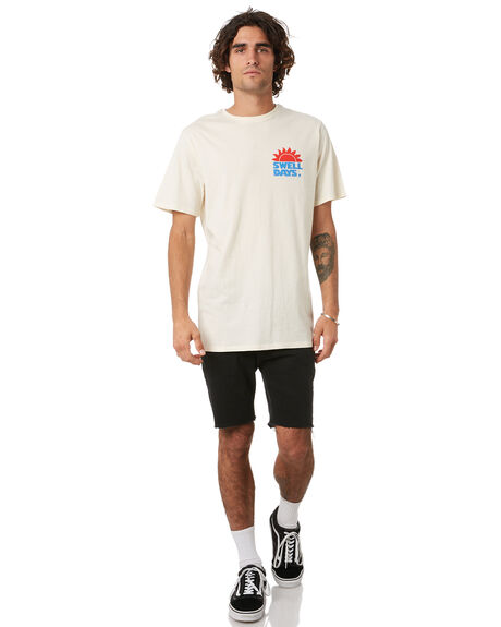 WHITE SAND MENS CLOTHING SWELL TEES - S5222004WHSND
