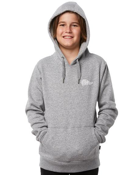 GREY MARLE KIDS BOYS SWELL CLOTHING - S3184444GRYMA