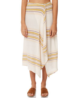 MULTI WOMENS CLOTHING ZULU AND ZEPHYR SKIRTS - ZZ2114MUL