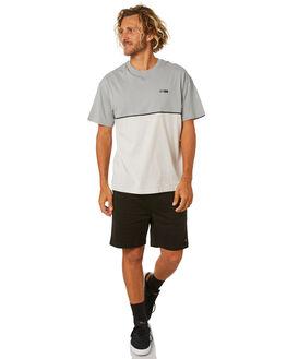 PUMICE MENS CLOTHING GLOBE TEES - GB01920009PUM