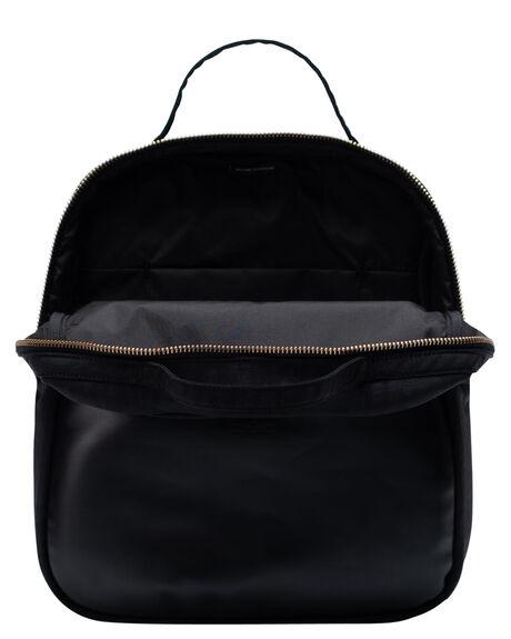 BLACK WOMENS ACCESSORIES HERSCHEL SUPPLY CO BAGS + BACKPACKS - 10772-03608-OSBLK