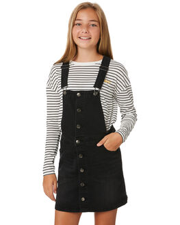 LICORICE WASH KIDS GIRLS RIDERS BY LEE DRESSES + PLAYSUITS - R-80103T-KA6