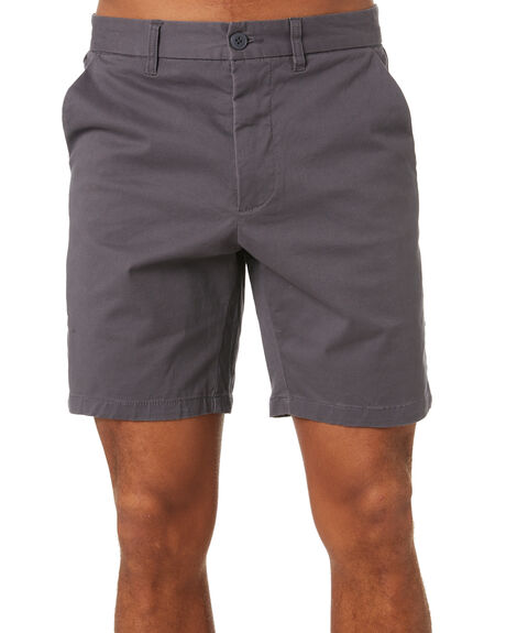 GREY MENS CLOTHING SWELL SHORTS - S5173250GREY