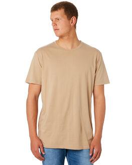 CORNSTALK MENS CLOTHING RUSTY TEES - TTM2283CNL