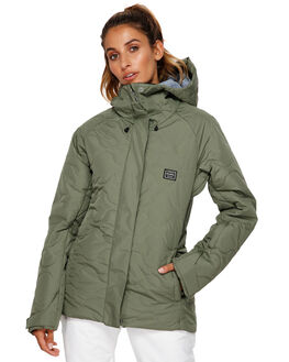 OLIVE BOARDSPORTS SNOW BILLABONG WOMENS - BB-Q6JF05S-OLV
