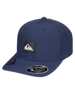NAVY BLAZER MENS ACCESSORIES QUIKSILVER HEADWEAR - AQYHA04295-BYJ0