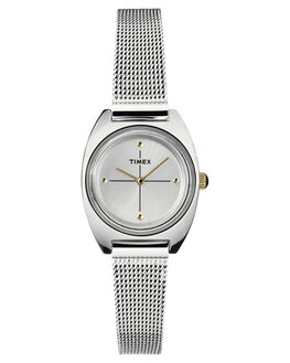 SILVER WOMENS ACCESSORIES TIMEX WATCHES - TW2T37700SILNY