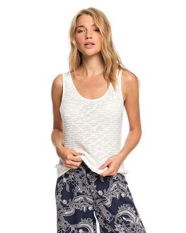 SNOW WHITE WOMENS CLOTHING ROXY FASHION TOPS - ERJSW03394-WBK0