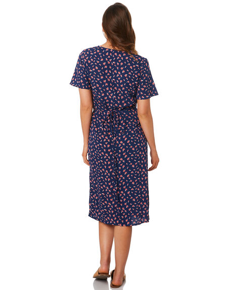 NAVY WOMENS CLOTHING THE HIDDEN WAY DRESSES - H8201443NAVY
