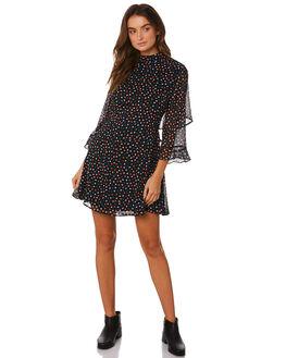 MULTI WOMENS CLOTHING MINKPINK DRESSES - MP1810455MUL