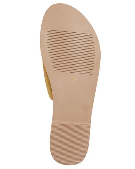 YELLOW WOMENS FOOTWEAR URGE FASHION SANDALS - URG17156YEL