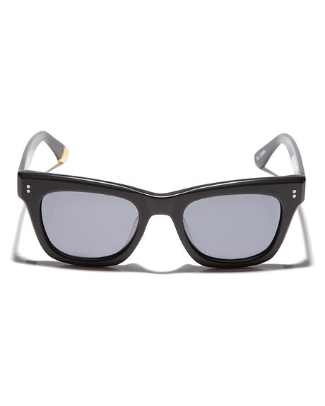 MATTE BLACKGREY MENS ACCESSORIES SABRE SUNGLASSES - SS6-501MB-GMTBLK