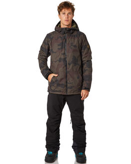 BLACK CAVIAR BOARDSPORTS SNOW BILLABONG MENS - L6PM04SBLKCA