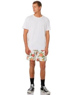 VINTAGE WHITE MENS CLOTHING IMPERIAL MOTION BOARDSHORTS - 201901007012VIWHI