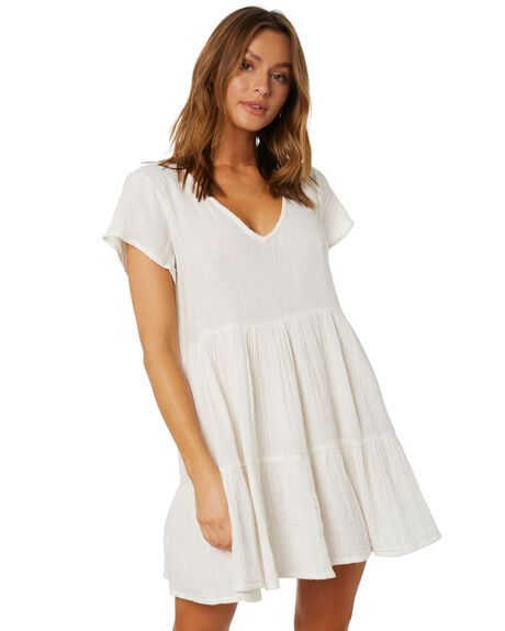 BONE WOMENS CLOTHING RIP CURL DRESSES - GDRJP13021
