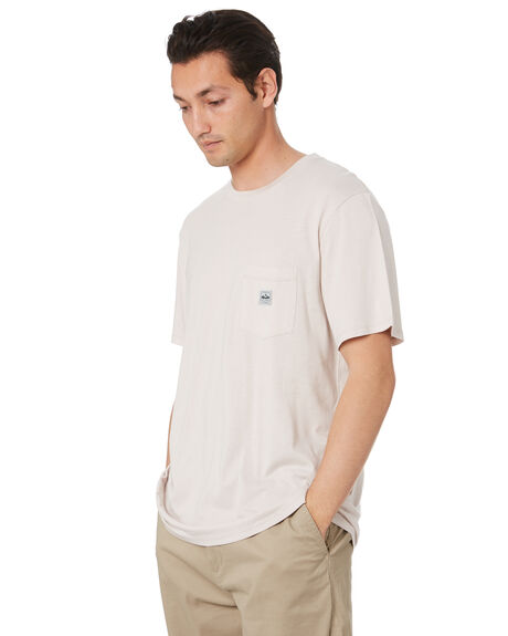 HEMP STONE MENS CLOTHING DEPACTUS TEES - D5211000HMPST