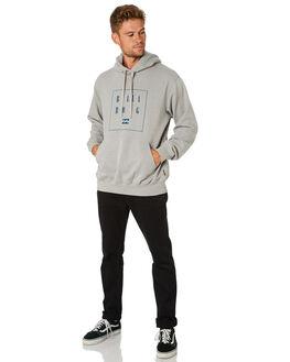 GREY MARLE MENS CLOTHING BILLABONG JUMPERS - 9595632GRYML