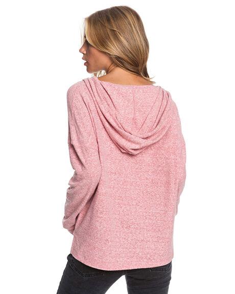 ASH ROSE WOMENS CLOTHING ROXY JUMPERS - ERJKT03735-MKM0
