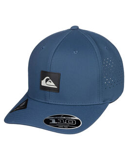 NAVY BLAZER MENS ACCESSORIES QUIKSILVER HEADWEAR - AQYHA04559-BYJ0