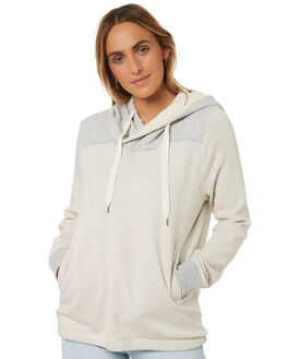 GREY MARLE WOMENS CLOTHING BILLABONG JUMPERS - 6585760GYM