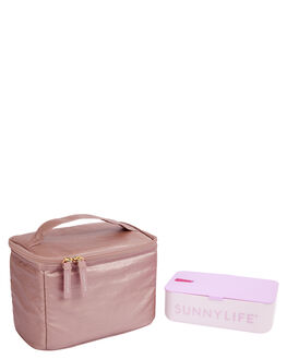 PINK WOMENS ACCESSORIES SUNNYLIFE OTHER - S0YLUNEPPNK