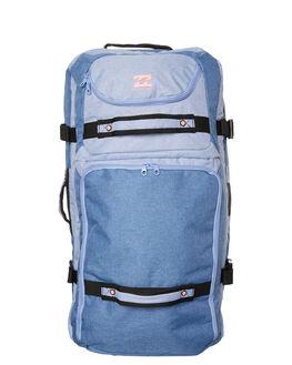 BLUE SLATE WOMENS ACCESSORIES BILLABONG BAGS - 66712512BS