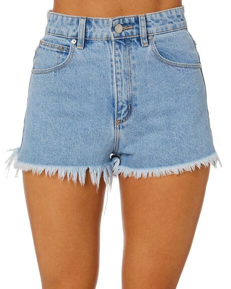 ESMERALDA WOMENS CLOTHING ABRAND SHORTS - 710793380