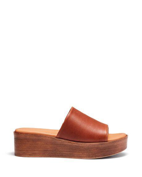 BRANDY WOMENS FOOTWEAR JUST BECAUSE HEELS - SOLE-JB0537BRNDY